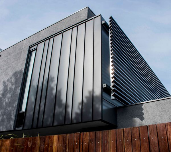 Walling And Architectural Cladding Unitec Roofing And